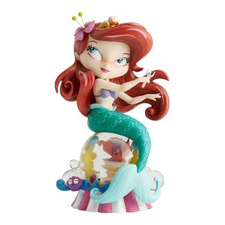 Ariel La Sirenita Statue The World of Miss Mindy Presents Disney