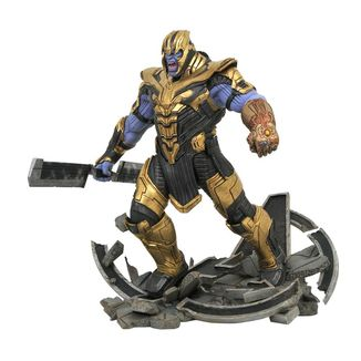 Estatua Armored Thanos Vengadores Endgame Marvel Movie Milestones