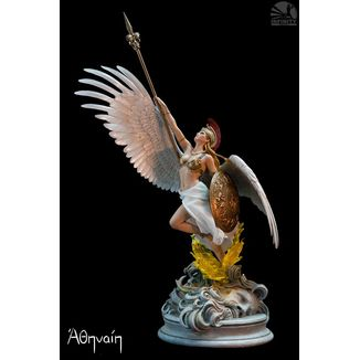 Estatua Athena Color Infinity Studio Artist Series