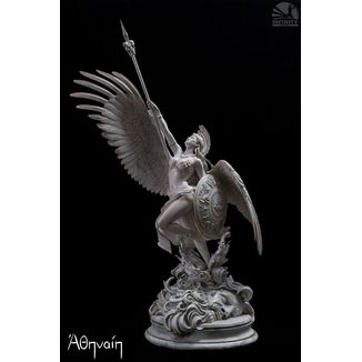 Estatua Athena Grey Infinity Studio Artist Series
