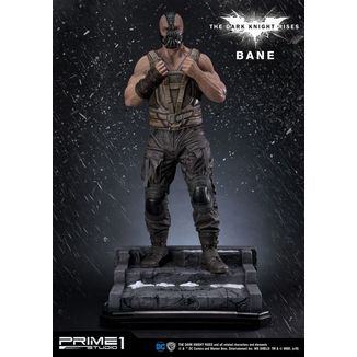 Bane Statue The Dark Knight Rises