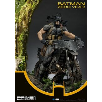Estatua Batman Zero Year DC Comics