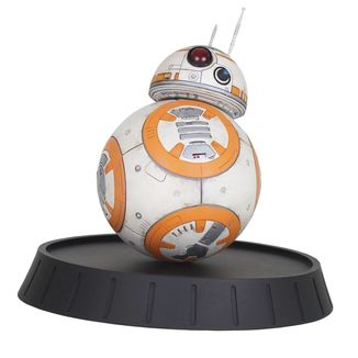 BB-8 Statue Star Wars The Force Awakens Star Wars Movie Milestones