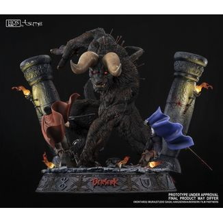 Estatua Berserk HQS+