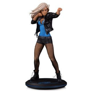 Estatua Black Canary by Joelle Jones DC Cover Girls