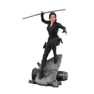 Estatua Black Widow Vengadores Endgame Marvel Movie Premier Collection