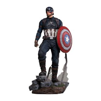 Estatua Captain America Vengadores Endgame Legacy