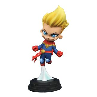 Estatua Captain Marvel Marvel Animated Marvel Comics