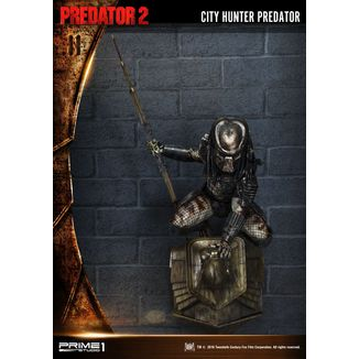 Estatua City Hunter Predator Wall Decoration 3D Predator 2