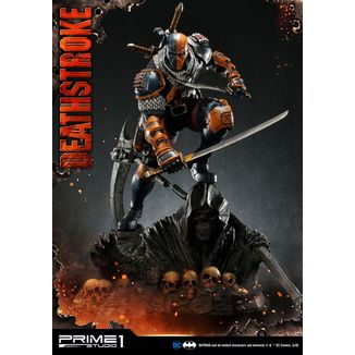 Estatua Deathstroke DC Comics