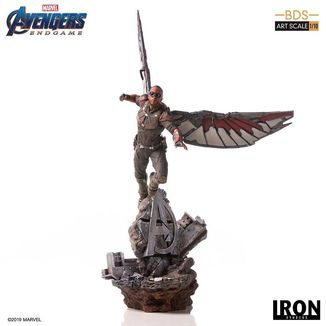 Estatua Falcon Vengadores Endgame BDS Art Scale