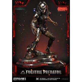 Estatua Fugitive Predator Deluxe El Depredador