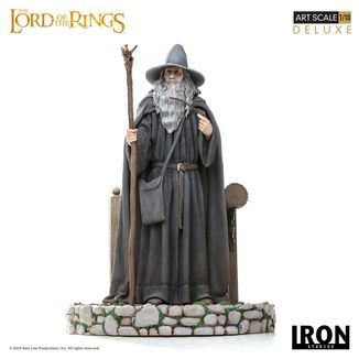 Gandalf Statue The Lord of the Rings Deluxe Art Scale