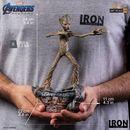 Estatua Groot Vengadores Endgame BDS Art Scale