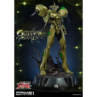 Estatua Guyver Gigantic Guyver The Bioboosted Armor