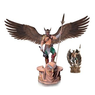 Hawkman Open & Closed Wings Statue DC Comics Legacy Prime