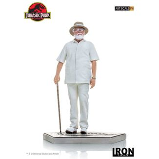 Estatua John Hammond Jurassic Park Art Scale
