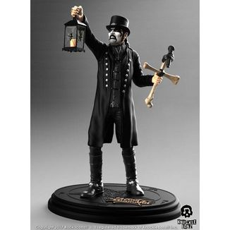 Estatua King Diamond Mercyful Fate Rock Iconz