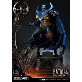 Knightfall Batman Figure DC Comics