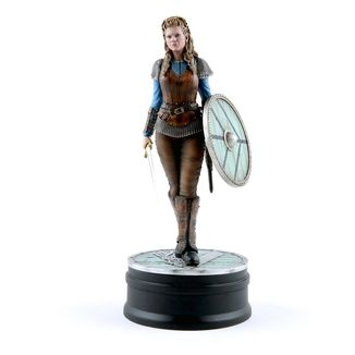 Lagertha Statue Vikings