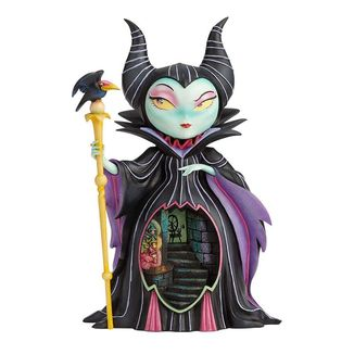 Estatua Malefica La Bella Durmiente The World of Miss Mindy Presents Disney
