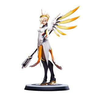 Estatua Mercy Overwatch