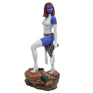 Mystique Statue Marvel Comic Premier Collection