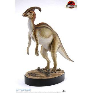 Parasaurolophus Statue Jurassic Park
