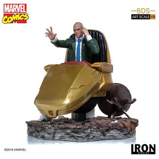 Estatua Professor X Marvel Comics BDS Art Scale