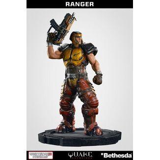 Ranger Statue Quake Champions