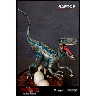 Estatua Raptor Predators Predatory Scale
