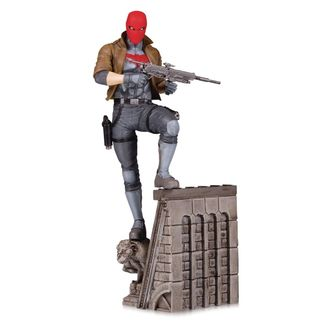 Estatua Red Hood Bat-Family DC Comics
