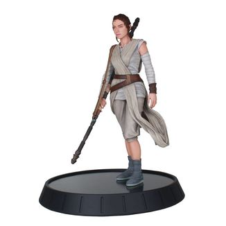 Rey Statue Star Wars The Force Awakens Star Wars Movie Milestones