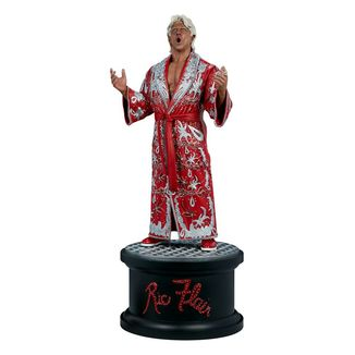Estatua Ric Flair WWE