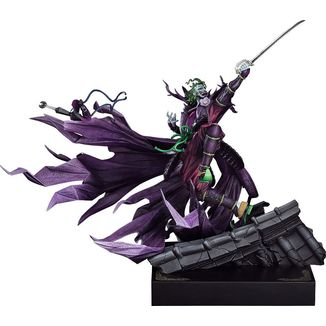 Sengoku Joker Takashi Okazaki Statue Batman Ninja