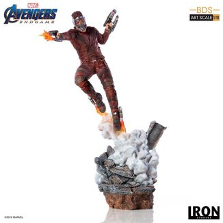 Estatua Star-Lord Vengadores Endgame BDS Art Scale