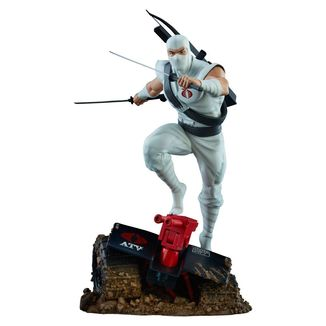 Storm Shadow Statue G.I. Joe