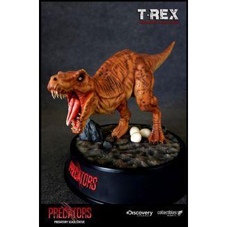 Estatua T-Rex Predators Predatory Scale