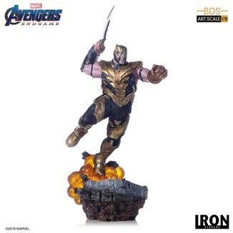 Estatua Thanos Vengadores Endgame BDS Art Scale