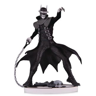 Estatua The Batman Who Laughs 2nd Edition Batman Black & White DC Comics