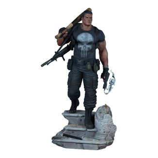 Estatua The Punisher Marvel Comics Premium Format