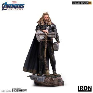 Thor Statue Avengers Endgame Legacy