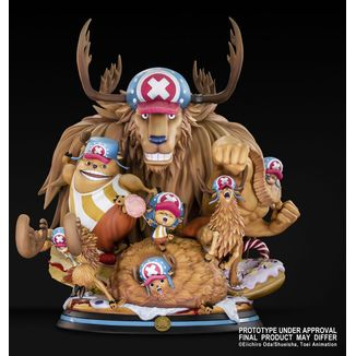 Tony Tony Chopper Statue One Piece HQS