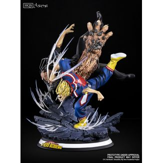 United States of Smash Statue My Hero Academia HQS