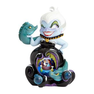 Ursula La Sirenita Statue The World of Miss Mindy Presents Disney