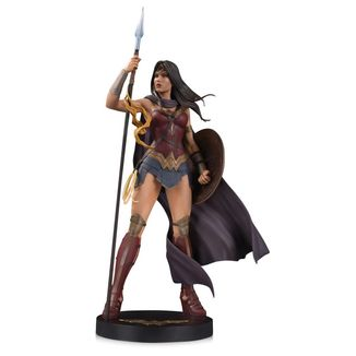 Estatua Wonder Woman by Jenny Frison DC Designer Series DC Comics