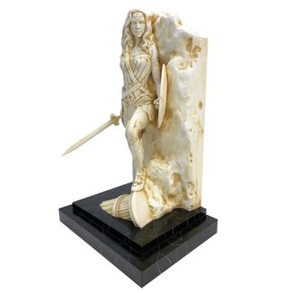 Estatua Wonder Woman Marble Finish DC Comics Fine Art Neo Classical