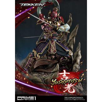 Estatua Yoshimitsu Tekken