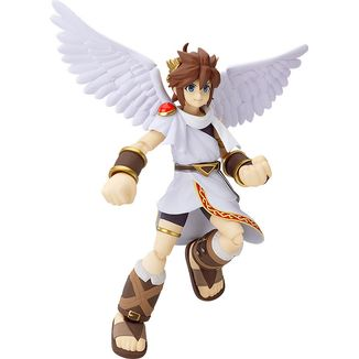 Figma 175 Pit Kid Icarus Uprising