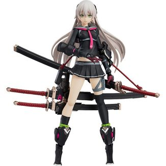Figma 396 Ichi Heavily Armed High School Girls